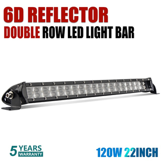 2 hileras campo a través CREE Led Light Bar 9620A