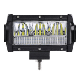 Eagle Series ® - Barra de luz LED de luminiscencia inferior de copa grande de 5 pulgadas JG-9628L